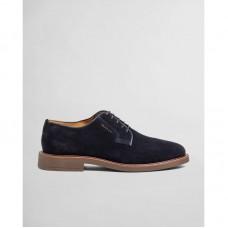 GANT St Akron Low Lace Shoes Navy