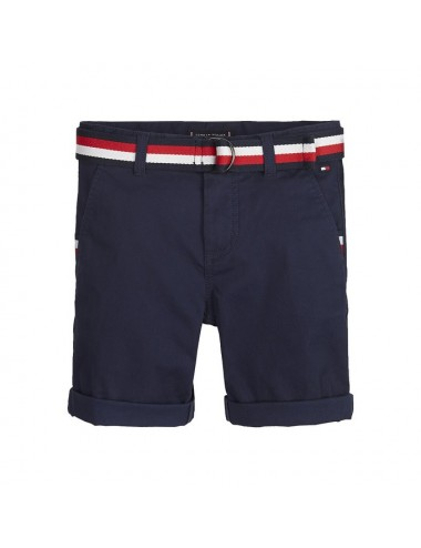 Essential Belted Chino Short