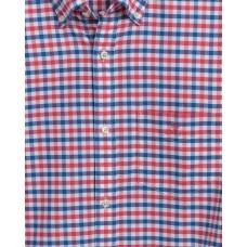 GANT Regular Fit 2-Color Gingham Oxford Shirt
