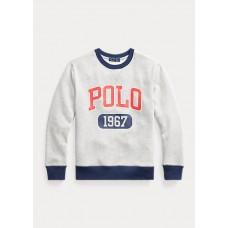 BOYS 6-14 YEARS Logo Fleece Sweatshirt
