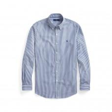 Natural Stretch Poplin Shirt