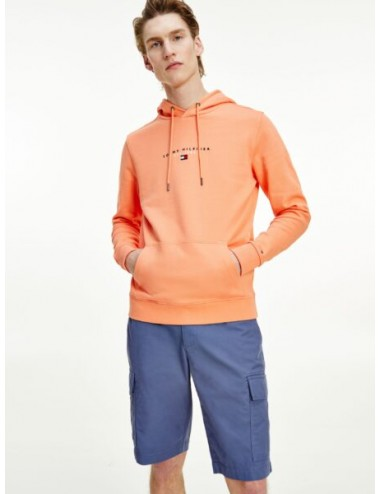 ESSENTIAL ORGANIC COTTON TERRY HOODY