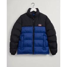 GANT Colorblock Puffer Jacket