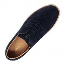 Gant Navy Suede Prepville Casual Shoe