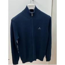 Gant full-zip cardigan