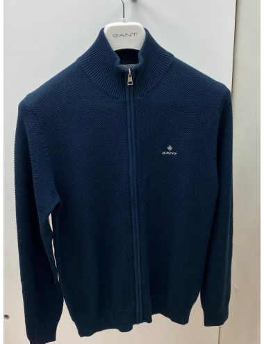 Gant full-zip cardigan