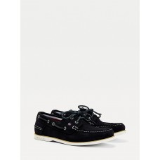 SUEDE BOAT SHOES
