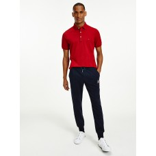 TOMMY ICONS ESSENTIAL DOUBLE FACE KNIT JOGGERS