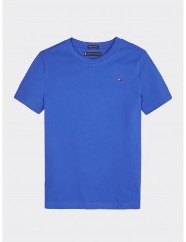 Essential Organic Cotton Crew Neck T-Shirt
