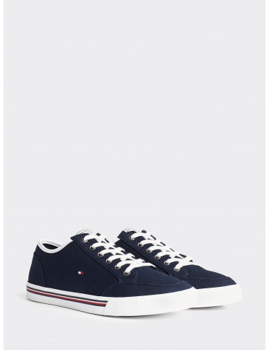 TH Core Signature Lace-Up Trainers