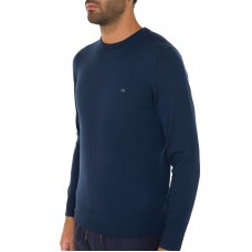 NEW SUPERIOR WOOL JUMPER NAVY