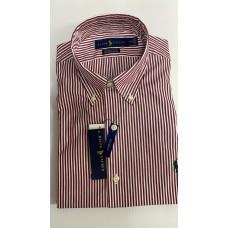 Custom Fit Stripped Shirt