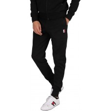 ESSENTIAL COTTON BLEND JOGGERS