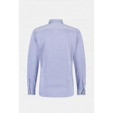 Regular Fit Jersey Mini Stripe Shirt