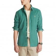 Slim Fit Corduroy Shirt