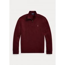 Estate-Rib Quarter-Zip Pullover