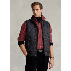 Quilted Hybrid Gilet