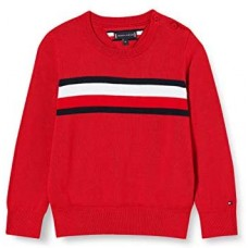 ESSENTIAL SIGNATURE TAPE PURE COTTON JUMPER