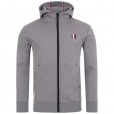 ESSENTIAL ZIP-THRU HOODY