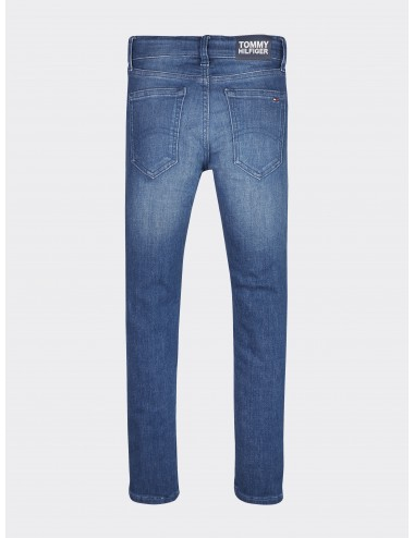 Simon Faded Skinny Fit Jeans