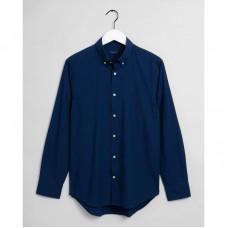 GANT Regular Fit Tech Prep™ Indigo Shirt