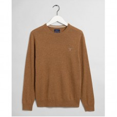 GANT Super Fine Lambswool Crew Neck Jumper