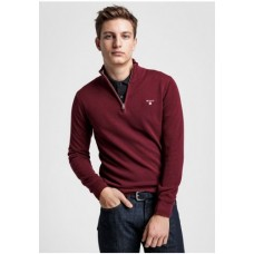 GANT Cotton Piqué Half-Zip Jumper