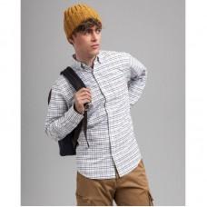 GANT Regular Fit Check Beefy Oxford Shirt