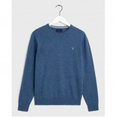 GANT Super Fine Lambswool Crew Neck Sweater