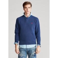 Garment-Dyed Fleece Sweatshirt